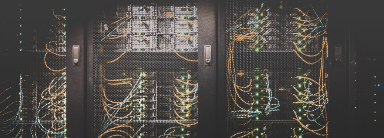 Large Scale Data Center with VMware Support
